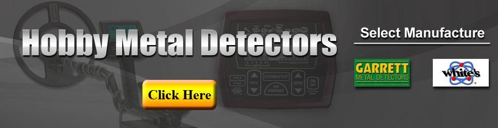 hobby metal detectors