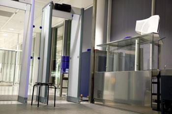 cost effective security metal detector